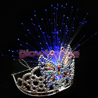 Fibre Optic Tiara