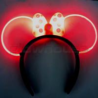 Led Minnie Mouse Ears