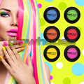 UV Neon Hair Chalk