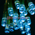 20 x Blue Battery LED Fairy Lights