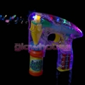 New Flashing Bubble Gun