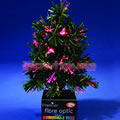 Colour Changing Mini Xmas Tree