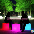 LED Colour Changing Cube