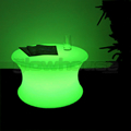 LED Curved Table