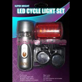 LED Cycle Light Set