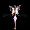 Flashing Princess Butterfly Wand