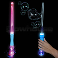 Flashing Bubble Wand