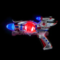 Flashing Space Gun