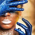 Glitter Face and Body Paint 10ml