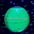 Colour Changing Motorised Mirror Ball