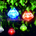 30 Flashing Jewel Lights