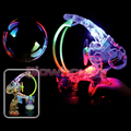 Large Flashing Bubble Gun