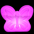 Colour Changing LED Butterfly Mood Light