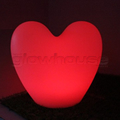 Colour Changing LED Heart Mood Light