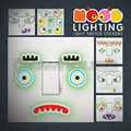 Glow Light Switch Stickers