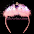Flashing Feather Tiaras