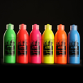 6 x Ready Mixed Poster Paint 300ml