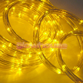 Yellow LED Rope Light