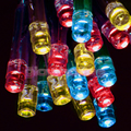 35 x Multi colour Battery Fairy Lights
