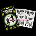 Glow In The Dark Tattoo Pack