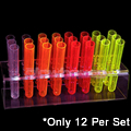 UV Neon Test Tube Set