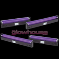 UV Blacklight Fixture 60cm